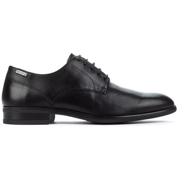 Zapatos Hombre Derbie & Richelieu Pikolinos BRISTOL M7J BLACK