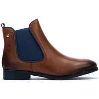 Zapatos Mujer Botas de caña baja Pikolinos ROYAL W4D CUERO