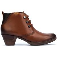 Zapatos Mujer Botines Pikolinos ROTTERDAM 902 CUERO