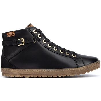 Zapatos Mujer Botas de caña baja Pikolinos LAGOS 901 BLACK
