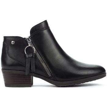 Zapatos Mujer Botines Pikolinos DAROCA W1U BLACK