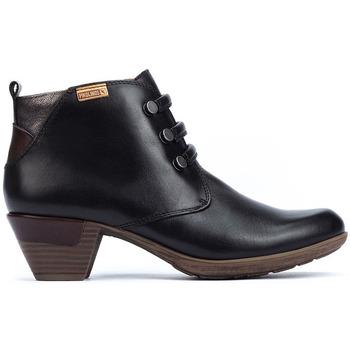 Zapatos Mujer Botines Pikolinos ROTTERDAM 902 BLACK