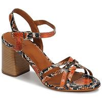 Zapatos Mujer Sandalias André BRYNN Naranja