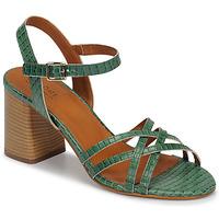 Zapatos Mujer Sandalias André BRYNN Verde