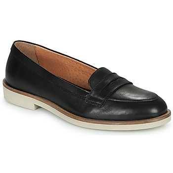 Zapatos Mujer Mocasín André EFIGINIA Negro