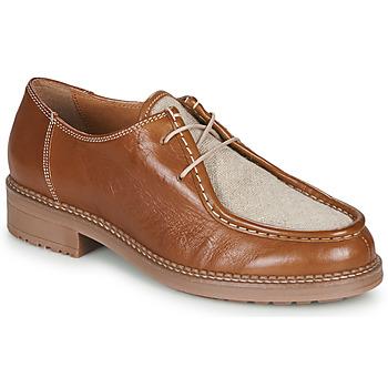 Zapatos Mujer Derbie André ETIENNE Beige