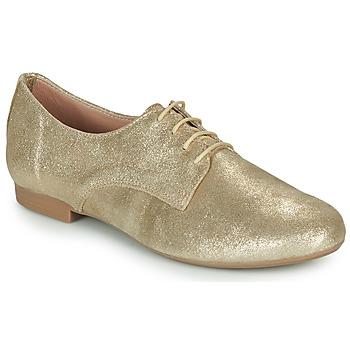 Zapatos Mujer Derbie André CAMARADE Beige