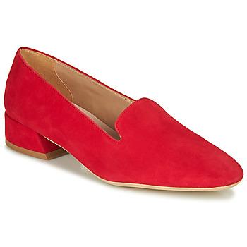 Zapatos Mujer Mocasín André JUBBA Rojo