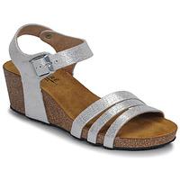 Zapatos Mujer Sandalias André BAHAMAS Plata