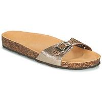 Zapatos Mujer Sandalias André BRIONI Oro
