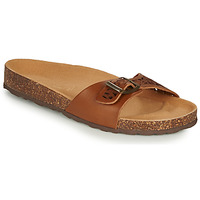 Zapatos Mujer Sandalias André BRIONI Camel