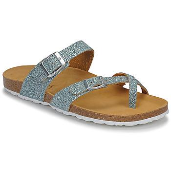 Zapatos Mujer Sandalias André REJANE Azul