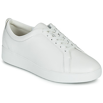 Zapatos Mujer Zapatillas bajas FitFlop RALLY SNEAKERS Blanco