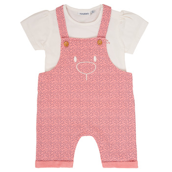 textil Niña Conjunto Noukie's MINO Rosa