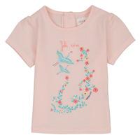 textil Niña camisetas manga corta Carrément Beau NOLAN Rosa