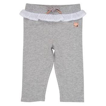 textil Niña pantalones con 5 bolsillos Carrément Beau ZACK Gris