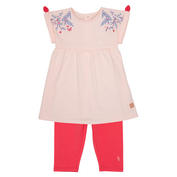 textil Niña Conjunto Carrément Beau AIMEE Rosa