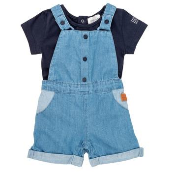 textil Niño Conjunto Carrément Beau OTIS Azul