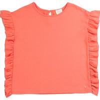 textil Niña camisetas manga corta Carrément Beau LEANA Rosa