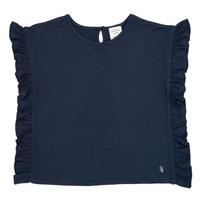 textil Niña camisetas manga corta Carrément Beau KAMILLIA Azul
