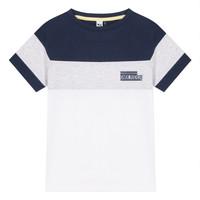 textil Niño Camisetas manga corta 3 Pommes NORA Blanco