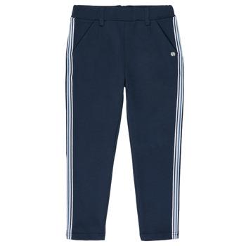 textil Niña pantalones con 5 bolsillos 3 Pommes SYLVANA Azul