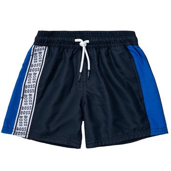 textil Niño Shorts / Bermudas BOSS MOZEL Azul
