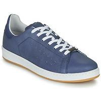 Zapatos Hombre Zapatillas bajas André MATT Azul