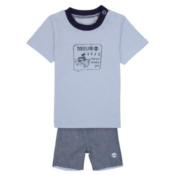 textil Niño Conjunto Timberland AXEL Azul