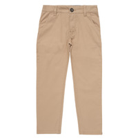 textil Niño Pantalones chinos Timberland HECTOR Beige
