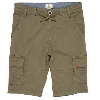 textil Niño Shorts / Bermudas Timberland TAO Verde