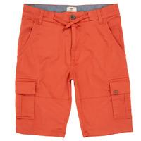 textil Niño Shorts / Bermudas Timberland STANISLAS Rojo
