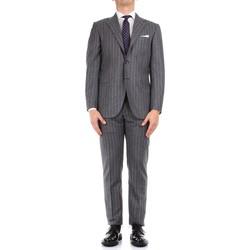 textil Hombre Trajes Kiton 0252S08/2 gris