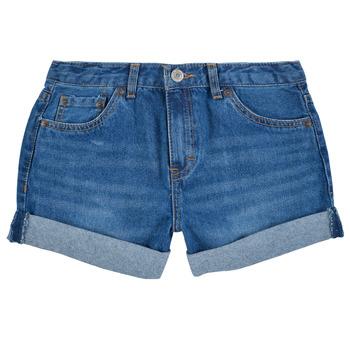 textil Niña Shorts / Bermudas Levi's GIRLFRIEND SHORTY SHORT Evie