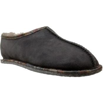 Zapatos Mujer Pantuflas Romika Westland St.moritz 05 Terciopelo gris