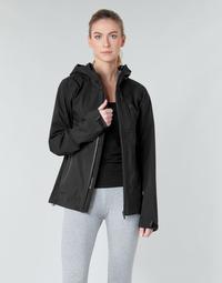 textil Mujer chaquetas de deporte adidas Performance W PARLEY 3L JKT Negro
