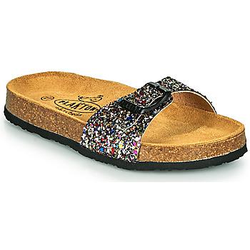 Zapatos Niña Zuecos (Mules) Plakton BOM Multicolor