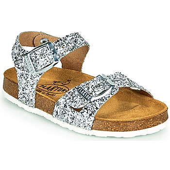 Zapatos Niña Sandalias Plakton LISA Plata