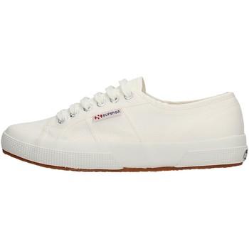 Zapatos Hombre Zapatillas bajas Superga - 2750 cotu classic bianco S000010 2750 901 BIANCO