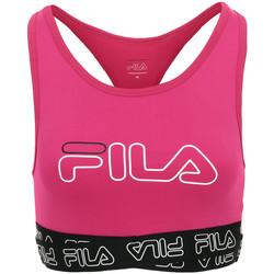 textil Mujer Sujetador deportivo  Fila Alessa Bra Top Rosa