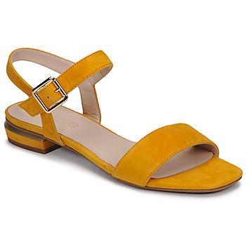Zapatos Mujer Sandalias Fericelli MARYSE Amarillo