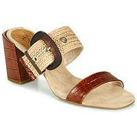 Zapatos Mujer Zuecos (Mules) Fericelli MARCO Beige