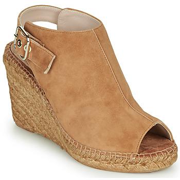 Zapatos Mujer Sandalias Fericelli MAUD Camel