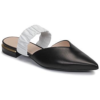 Zapatos Mujer Zuecos (Mules) Fericelli MANIO Negro