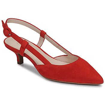 Zapatos Mujer Zapatos de tacón Fericelli JOLOIE Rojo