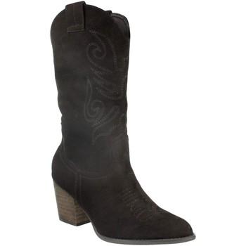 Zapatos Mujer Botas urbanas Buonarotti 2A-9545 Negro