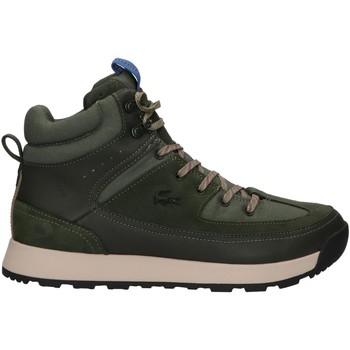 Zapatos Hombre Botas de caña baja Lacoste 38CMA0058 URBAN Verde