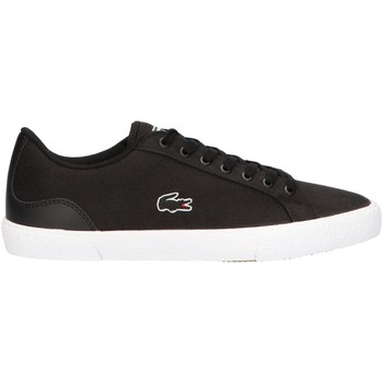 Zapatos Hombre Multideporte Lacoste 38CMA0056 LEROND 312 BLK-WHT 44 Negro