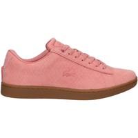 Zapatos Mujer Multideporte Lacoste 38SFA0034 CARNABY Rosa
