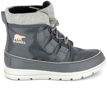 Zapatos Botas de caña baja Sorel Explorer Carnaval Dark Slate Gris
